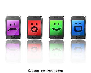 concept., télécommunications