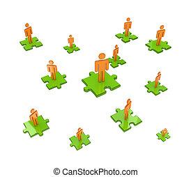 concept., teamwork