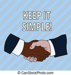 concept, tekst, informatietechnologie, vragen, simple., iets...