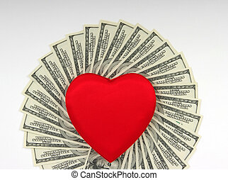 love of money - concept - the love of money