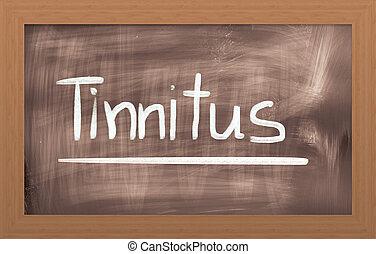 concept, tinnitus