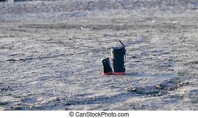 Trash On The Beach - Concept Trash On The Beach