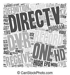 concept, tv, texte, direct, wordcloud, fond, hd, dvr