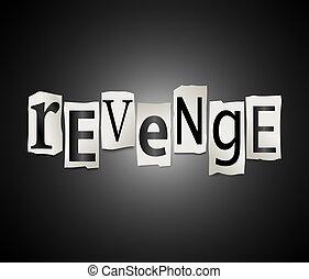 concept., venganza