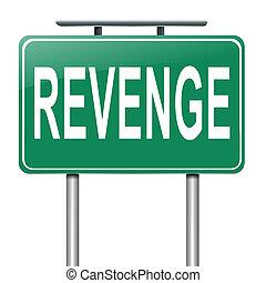 concept., vengeance