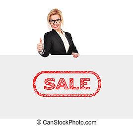 concept, verkoop