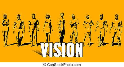 concept, vision