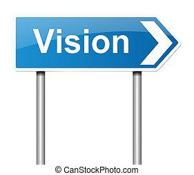 concept., visione
