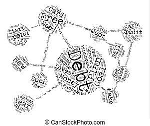 concept, woord, achtergrond, tekst, minnaars, weten, zymurgy, u, wolk