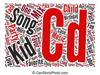 concept, woord, malen, vermalen, tekst, jarig, cd, gunst, geitjes, achtergrond, feestje, uniek, wolk