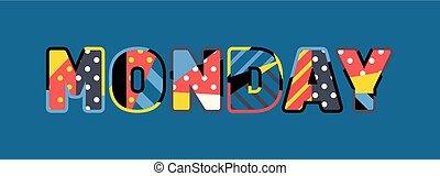 Concept Word Art Illustration