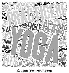 concept, yoga, geestelijk, tekst, wordcloud, weg, achtergrond, fitness, jouw, lichamelijk