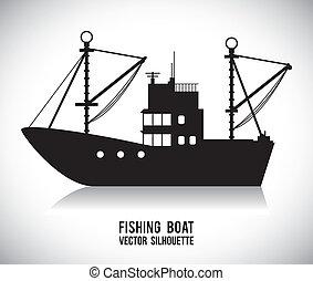 conception, bateau