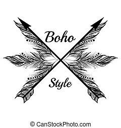 conception, boho, style