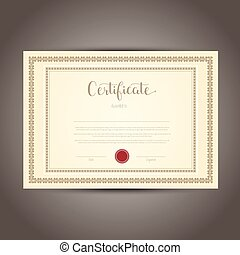 conception, certificat