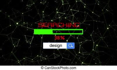 conception, concept, recherche, ligne