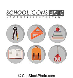 conception, education, illustration.