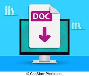 conception, envoyer un fichier par transfert de données en ...