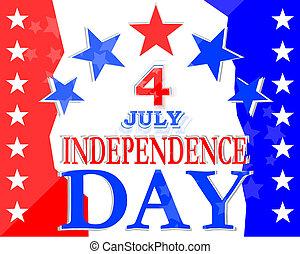 conception, jour, indépendance