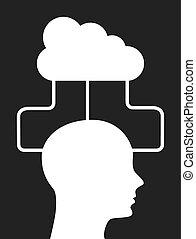 conception, nuage