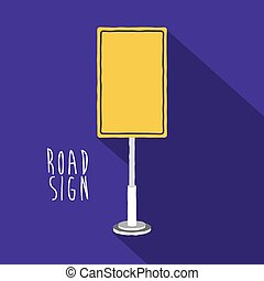 conception, panneaux signalisations