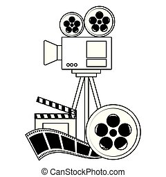 conception, pellicule, cinéma