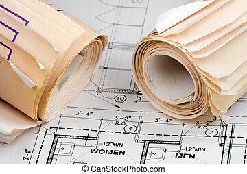 conception, plans