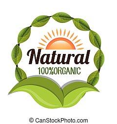 conception, produit, naturel