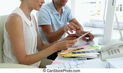 conception, travailler ensemble, équipe