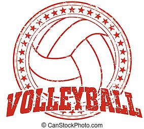 conception, -, volley-ball, vendange
