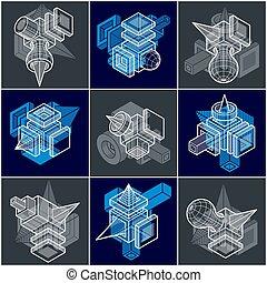 conceptions, constructions, collection., résumé, ...