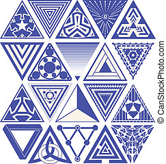 conceptions, triangulaire