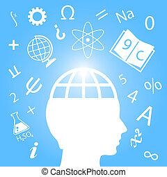 concepto, conocimiento