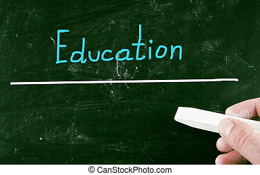 concepto, educación