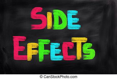 concepto, efectos secundarios