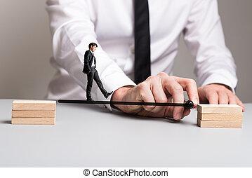 concepto, empresa / negocio, cooperación