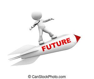 concepto, futuro