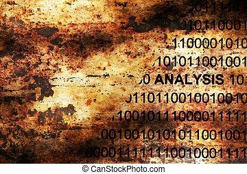 concepto,  Grunge, análisis