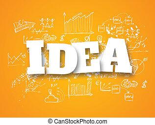concepto, idea