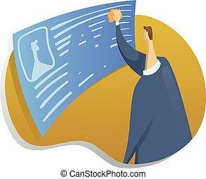 concepto, información, sobre, derecho, ser, himself., ...