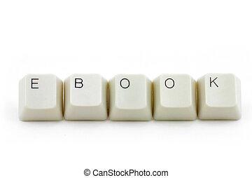 concepto, libro electrónico