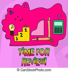 concepto, palabra, reacción, empresa / negocio, texto, assess., review., escritura, momento, tiempo, tasa, evaluación, perforanalysisce