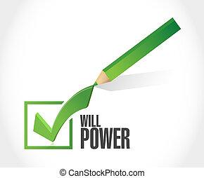 concepto, potencia, dardo, voluntad, señal, cheque