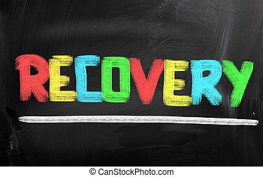 concepto, recuperación