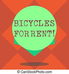 concepto, rents, colore foto, edge., bicicletas, diseño,...
