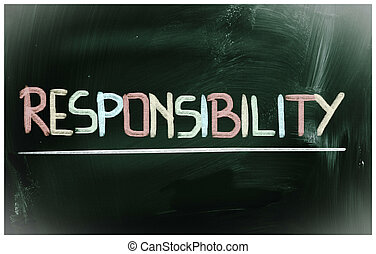 concepto, responsabilidad
