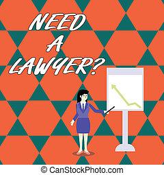 concepto, señalar, texto, abogado, necesidad, si, practica,...