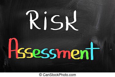 concepto, tasación, riesgo