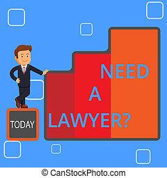 concepto, texto, crecimiento, levantamiento, abogado, ...