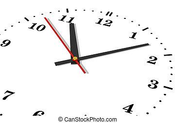 concepto, tiempo